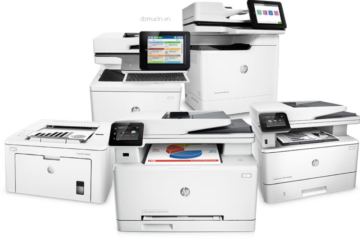HP printers do muc may in