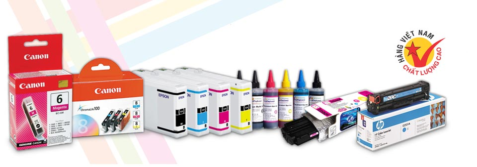 Toner cartridge, Hop muc in, Do muc in